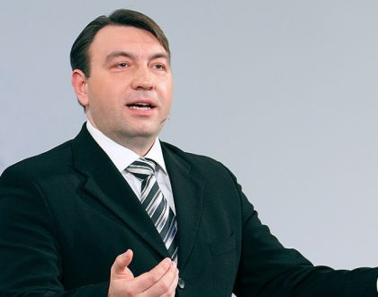 Пастор Владимир Боровий