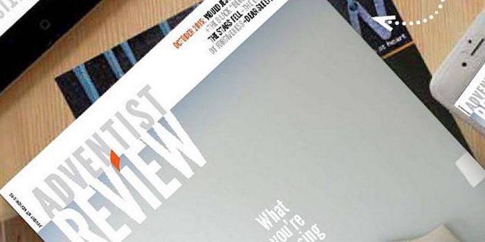 Adventist Review получает награду «Лучший в своем классе»