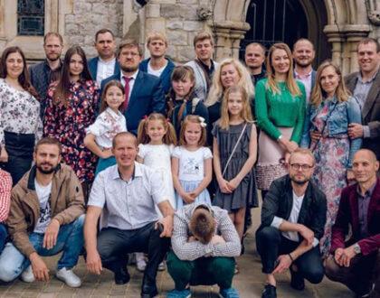 В українській групі адвентистів у Лондоні я відчула, що прийшла додому