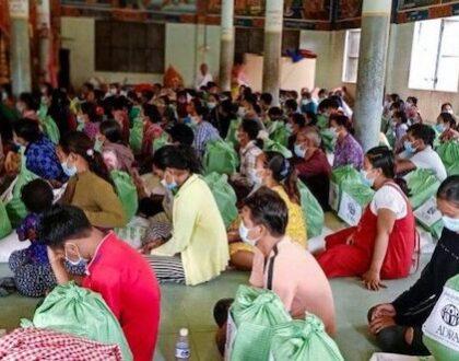 ADRA оказала поддержку Камбодже, пострадавшей от наводнения