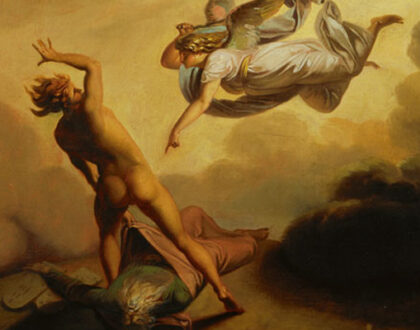Спор Михаила Архангела и диавола в послании Иуды