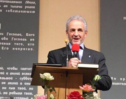 Цикл встреч «Вера в действии» проходит в Мариуполе