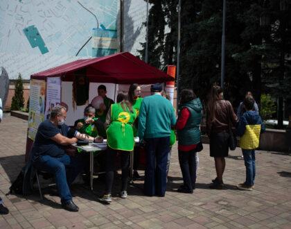 День здоров'я у Чернівцях. 30 травня